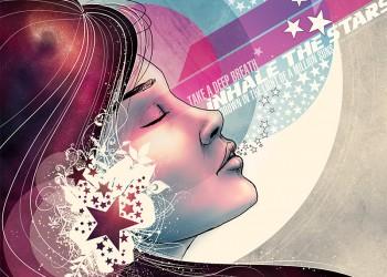 Inhale The Stars  (50 Themes Challenge #1: Breathe)