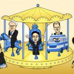 Das Personalkarussell der FDP dreht sich