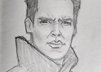 Benedict Cumberbatch in Star Trek: Into Darkness ((c) Esther Wagner)