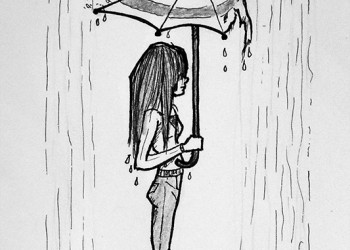 On a cold, rainy monday ((c) Esther Wagner)