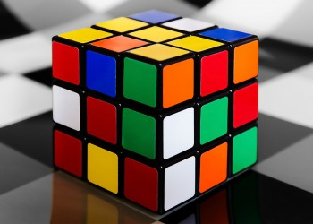 Rubik's Cube (by Esther Wagner)