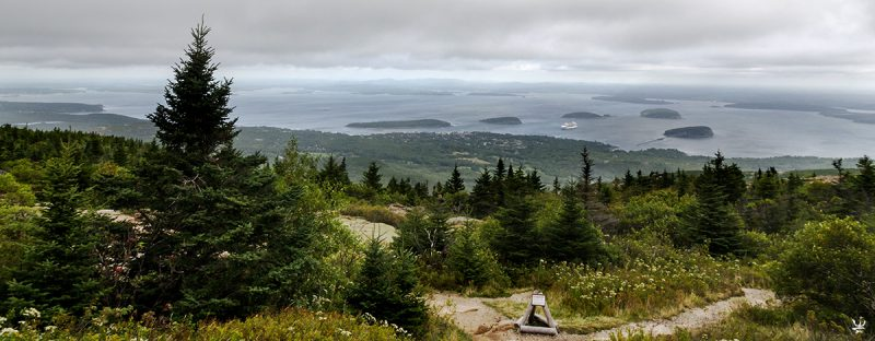 Cadillac Mountain (Foto (c) Esther Wagner)
