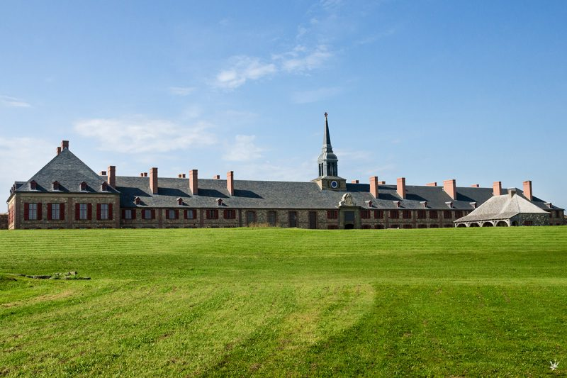 Fortress of Louisbourg (Foto (c) Esther Wagner)