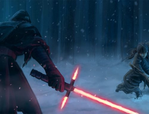 Jedi vs. Sith (Star Wars – The Force Awakens)