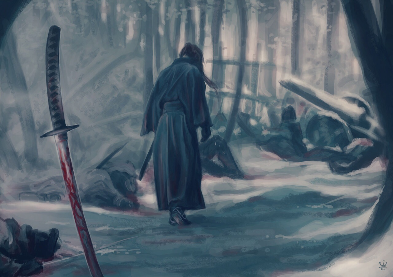 Rurouni Kenshin: The Journey of Atonement begins (by Esther Wagner)