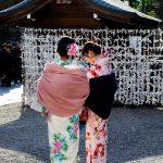 Kimono Girls in Kyoto (photo (c) Esther Wagner)